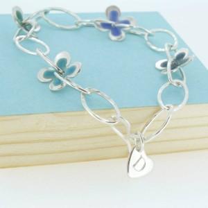 original_bleujenn_hammered_link_bracelet