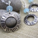 personalised Cornish seashell jewellery