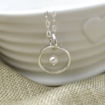 Personalised Pearl Necklace of St Ives
