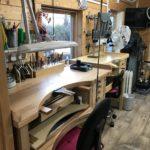 Carole Allen Jewellery studio