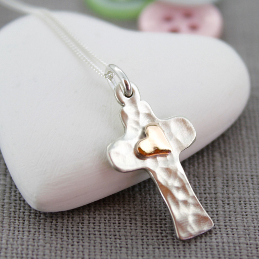 Child's personalised cross
