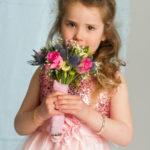 Flowergirl jewellery
