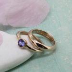 tanzanite rings