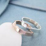 Mobius wedding ring