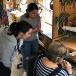 wedding ring making workshop